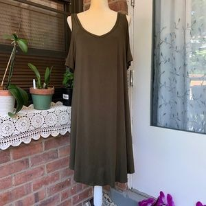 Urban Cleo Women's Dress Tunic Plus Sz 2X